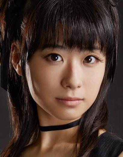 Fuka Yuduki as Misa in Death Note Musical