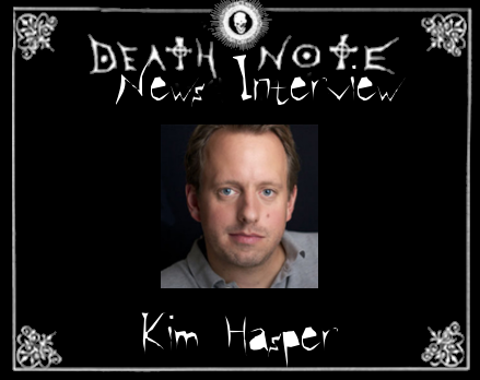 Kim Hasper Death Note News