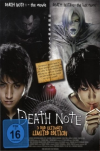Death Note 3 DVD Ultimate Limited Edition