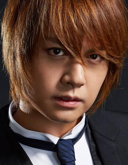 Kenji Urai as Light Yagami
