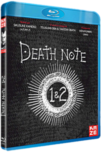 Death Note Films 1 & 2 Blu-Ray