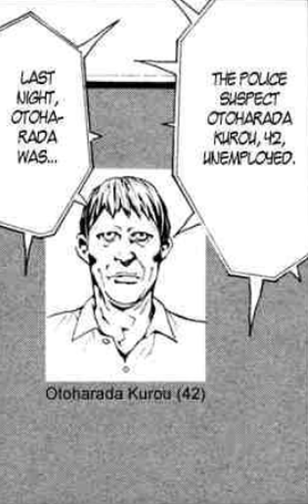 Otoharada Kurou Death Note