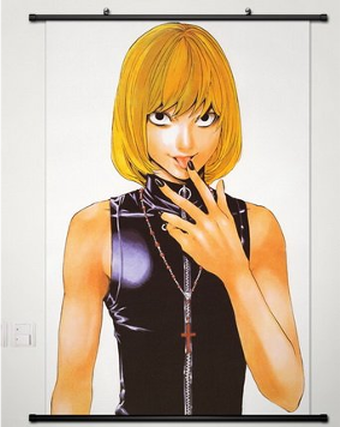Wall scroll Death Note Mello poster