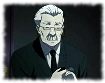 Quillsh Wammy Death Note's Watari