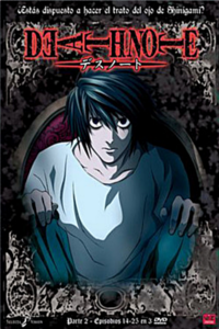 Espanol Death Note Anime Temporada 2a