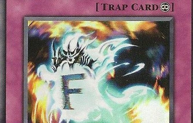 Death Note Game Trap Card