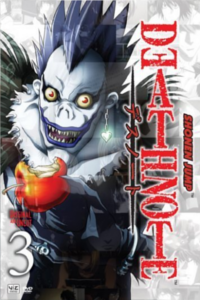 Death Note Anime Vol 3