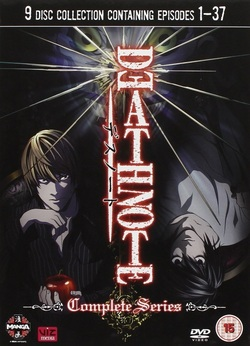 Death Note anime box set