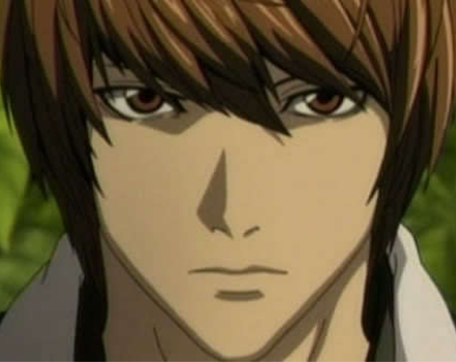 Death Note's Light Yagami