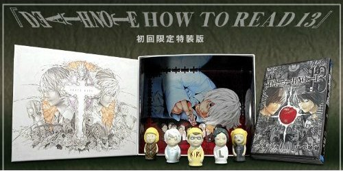 Death Note Special Limited Edition How to Read 13