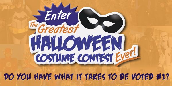 Halloween Costume Contest ComicFest 2015