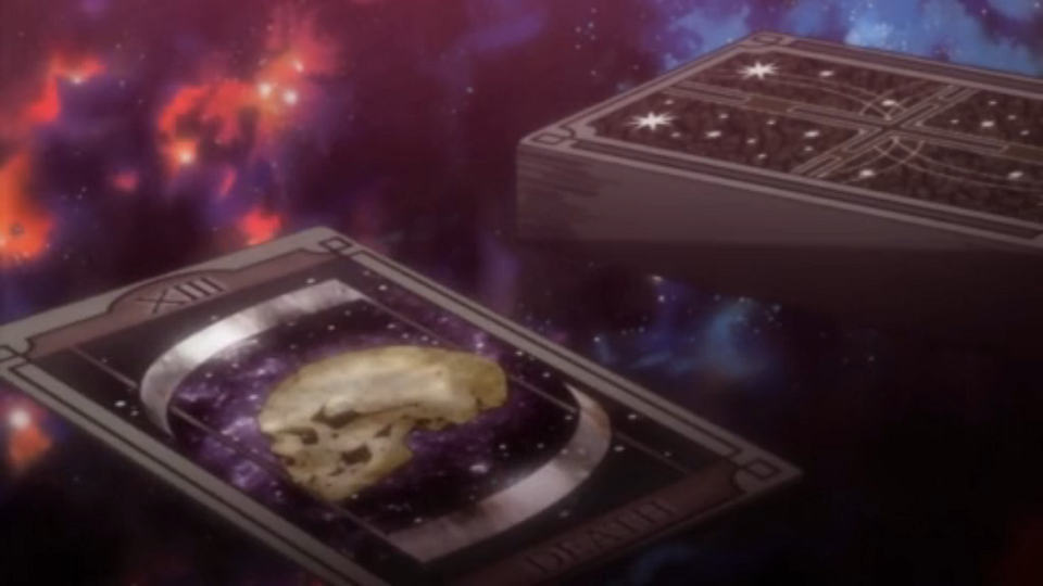 Death Note Near's Tarot Cards