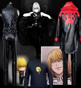 Mello Gift Ideas Death Note Store