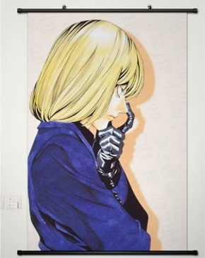 Death Note manga Mello poster wall scroll