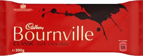 Bourneville Dark Chocolate