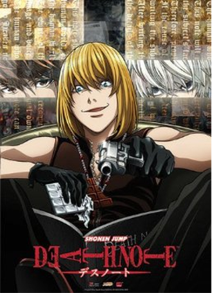 Poster of Mello Death Note
