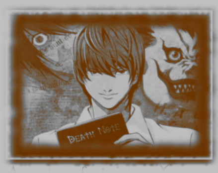 yagami raito essay Death note news on light yagami for more death note topic collections excerpt from an essay about yagami raito - death note fan-art by presabranca for month.