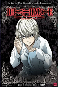 Box Set Anime Death Note Temporada