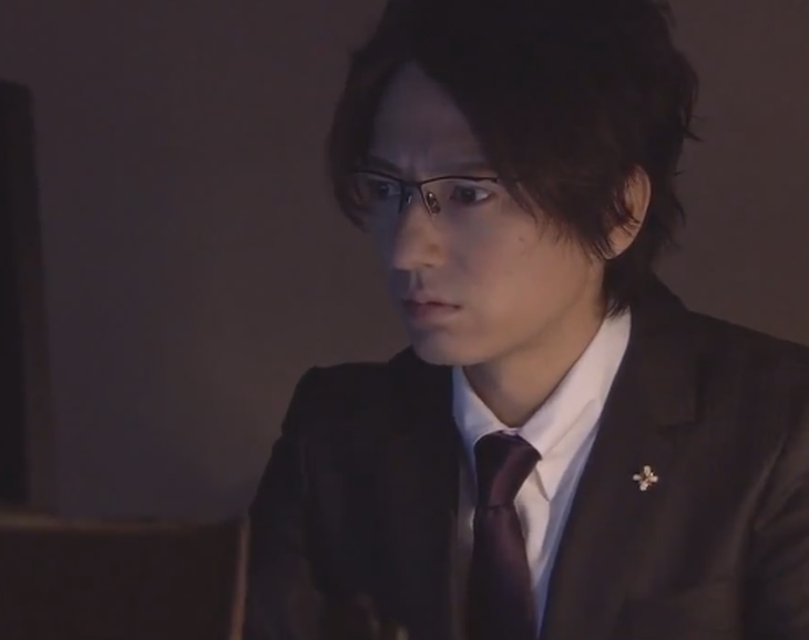 Mikami in Death Note 2015