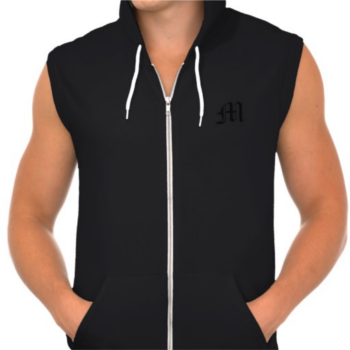 Death Note Mello Sleeveless Hoodie