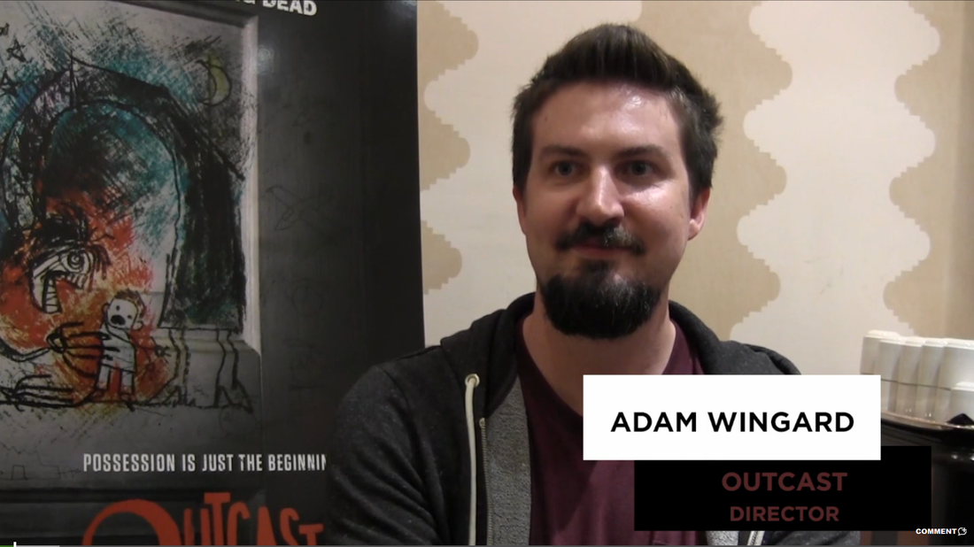 Adam Wingard on Collider March 17th 2016