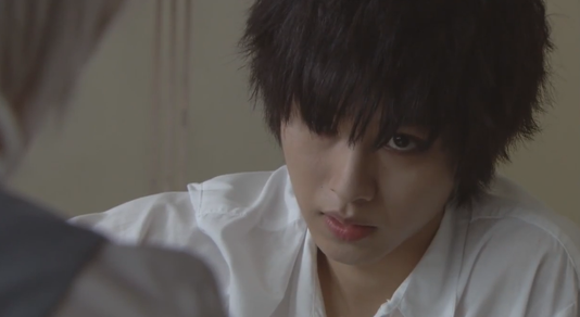 Near and L Death Note TV episode 7