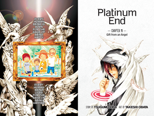 Platinum End First Chapter