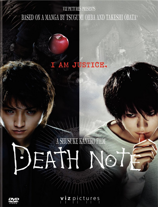 Live action Death Note movie