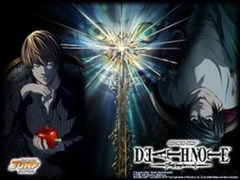 Death Note anime to view on Amazon