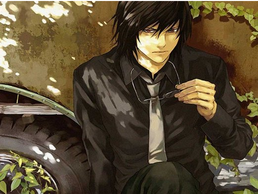 Canvas Art Death Note Mikami Print