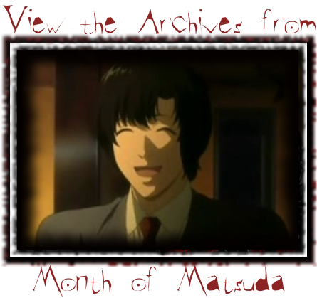 Matsuda Month Archives