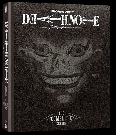 Death Note The Complete Series
