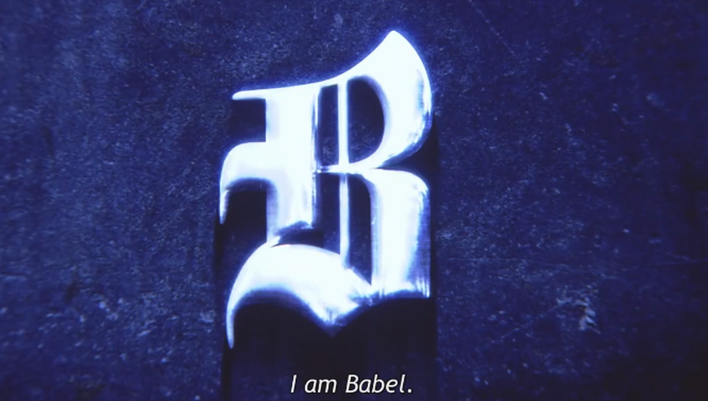 Death Note I Am Babel