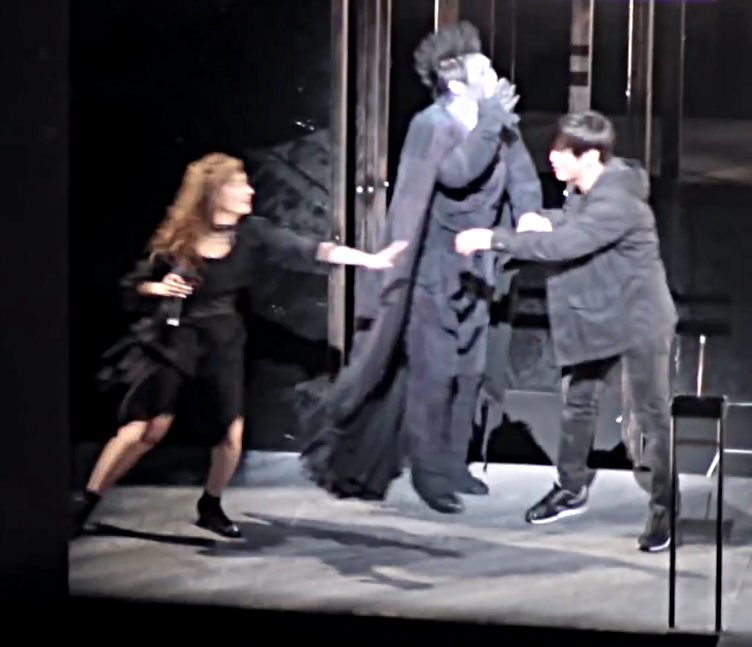 Korea Death Note Musical Misa returns for curtain call