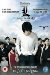 Death Note III: L Change the World