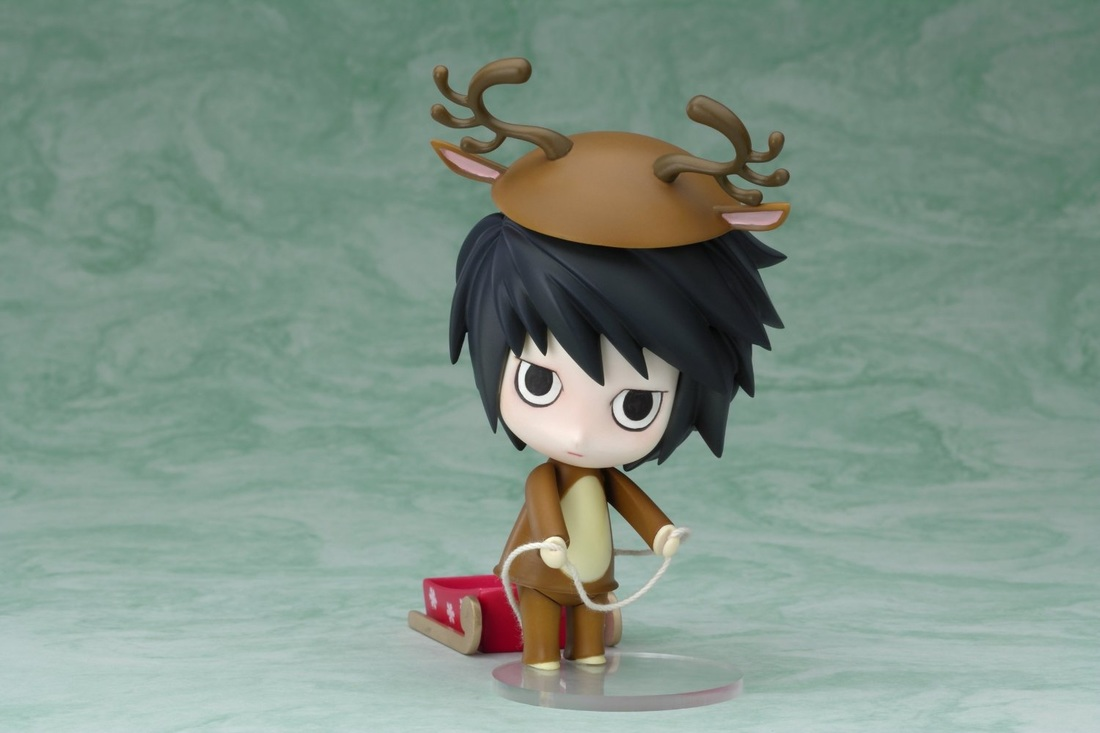 Reindeer L Death Note