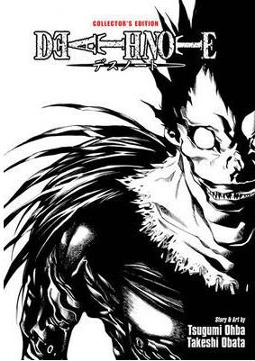 Hardback Death Note Collector's Edition manga vol 1