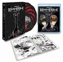 Blu-Ray Death Note Omega anime