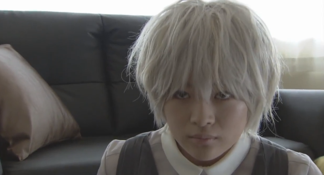 Live action Mello in Death Note 2015