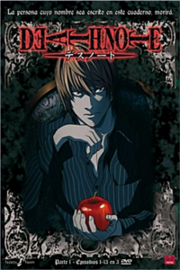 Anime Death Note Temporada 1a