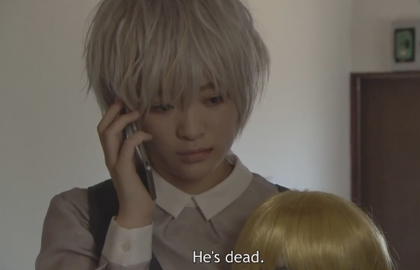 Death Note Near confessing to murder