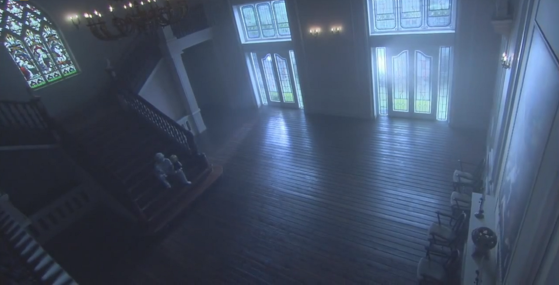 Wammy's House with Near and Mello in Death Note TV drama