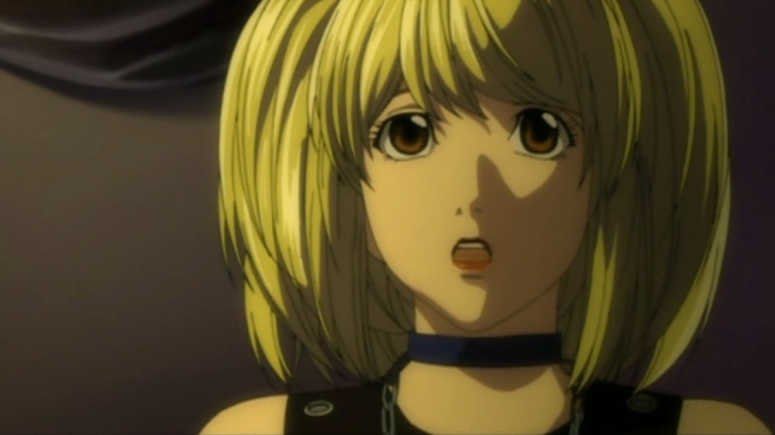 Character Profile of Death Note's Misa Amane - Death Note News