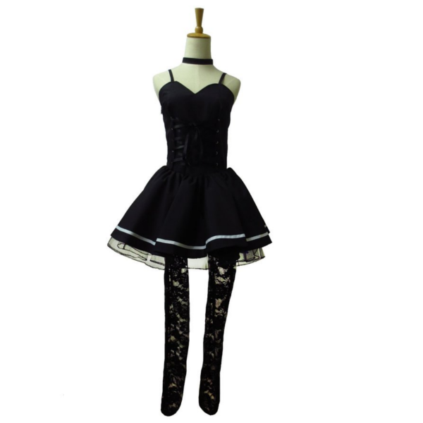 Full Misa Amane ready made cosplay dress