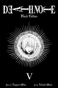 Death Note Black Edition V
