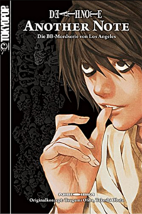 German cover Another Note Death Note novel